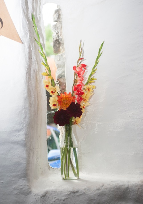 spiked bouquet