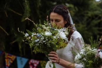 Pembroke wedding photographer, Toast
